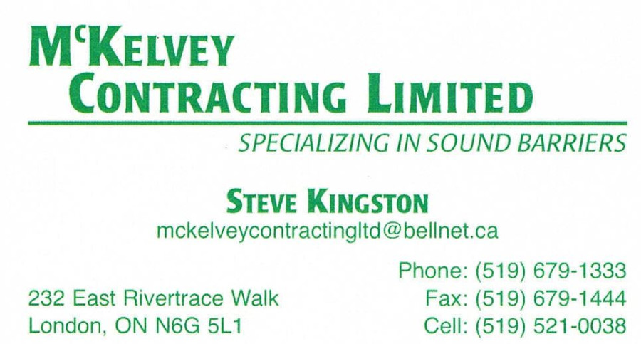 McKelvey Contracting Limited